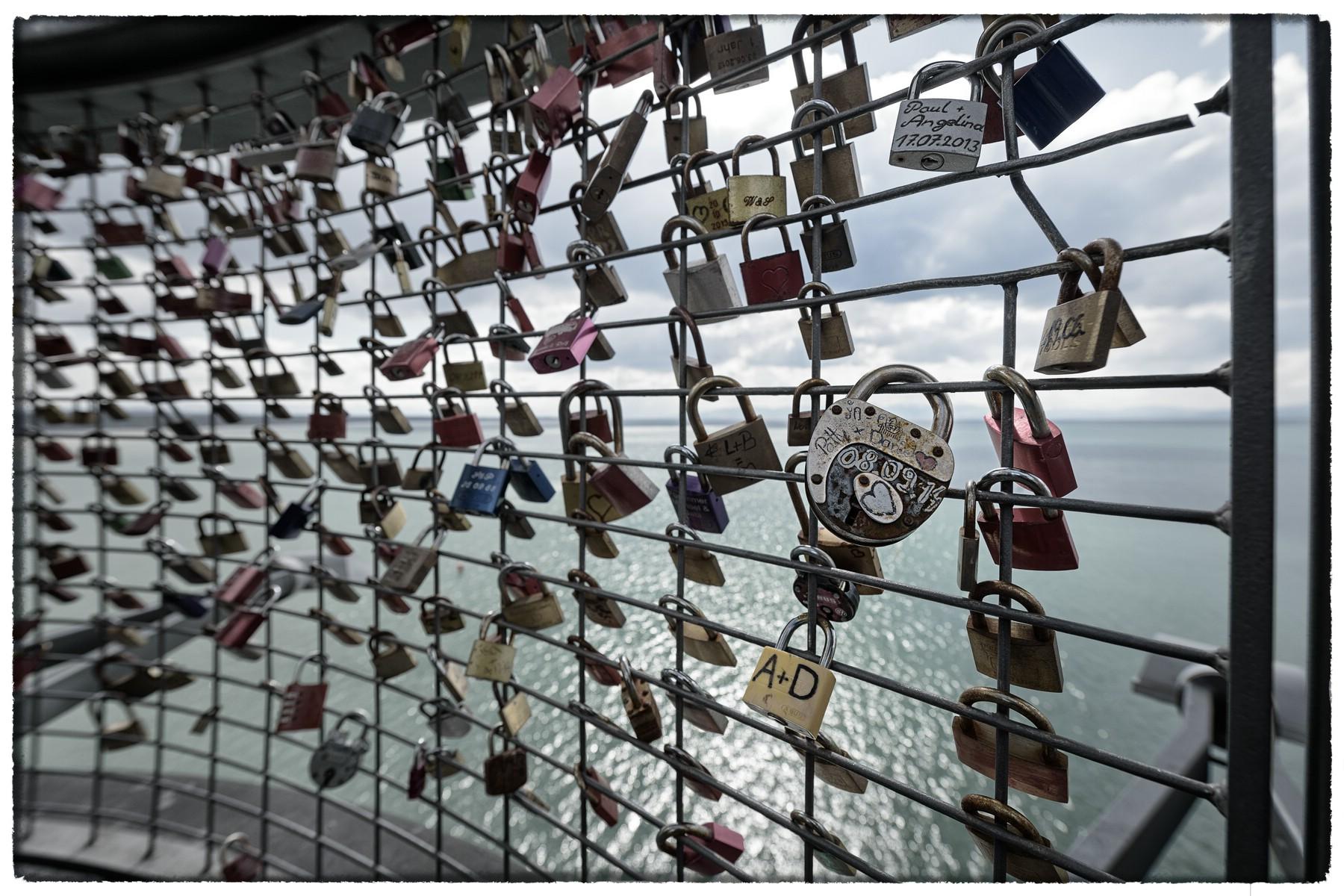 Liebes-Schlösser / Love Locks