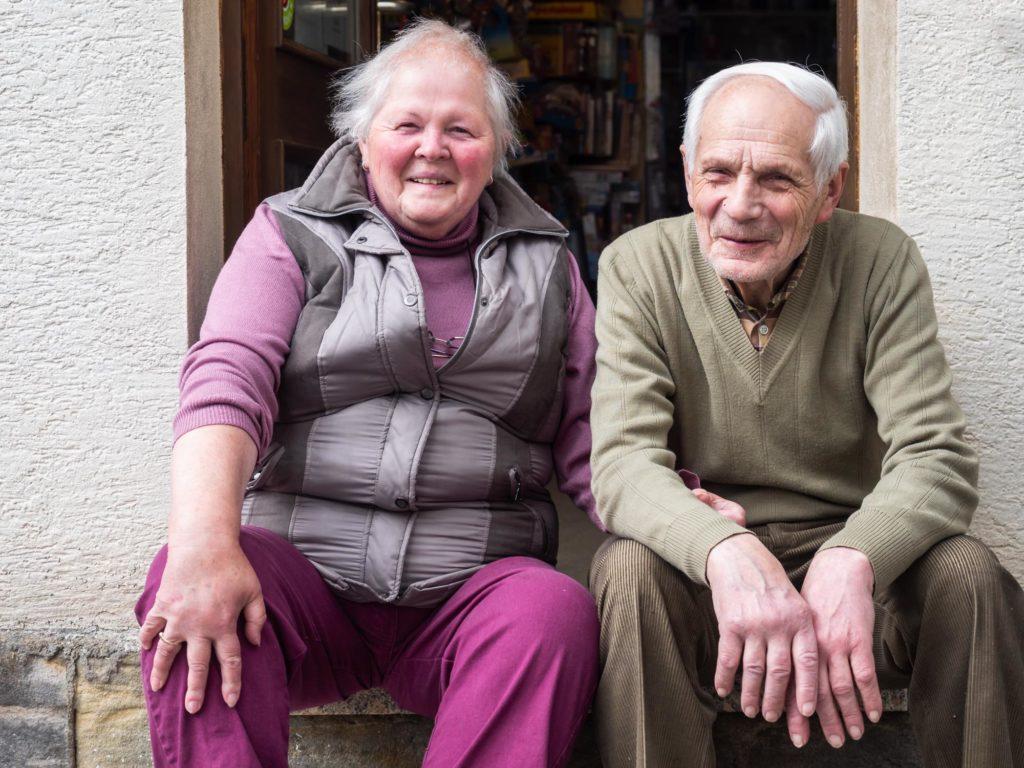 Ursula und Erwin