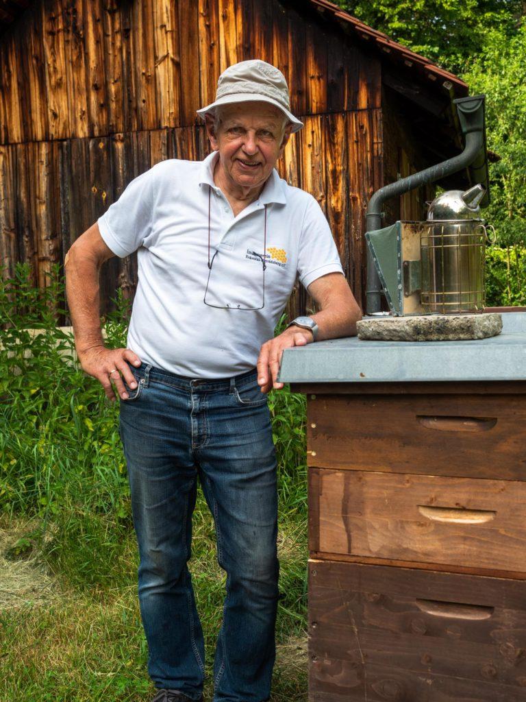 Aribert Habermann Eckentaler Leben